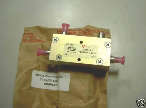 MECA Electronincs 715S-20-1.500V Coupler