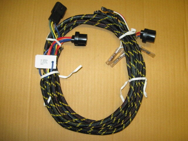 a3735-26 fisher/western snow plow peculiar light harness hb1 for sale  online | ebay