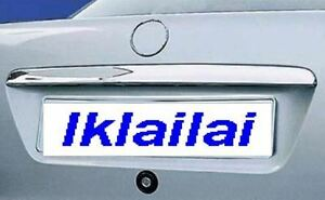Chrome-Rear-Trunk-lid-molding-fits-1998-2002-Mercedes-Benz-W208-CLK-EU-type