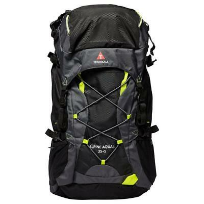 New Technicals Alpine Aqua Ii 355 Litre Rucksack Travel Bag