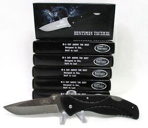 Wholesale-Lot-of-6-Huntsman-Tactical-Lockback-Pocket-Knives-Knife-Belt-Pouch-A-3