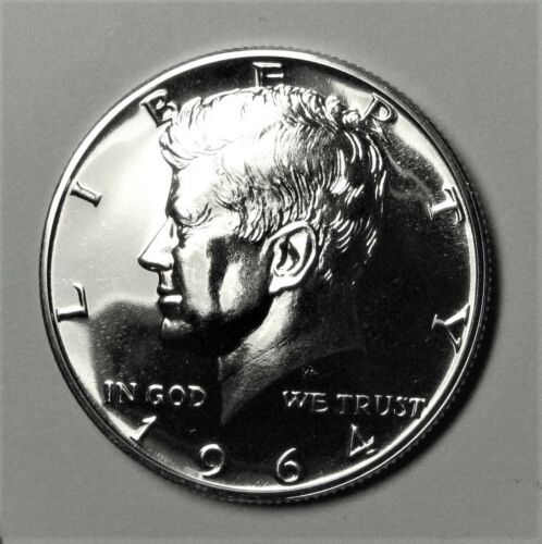 1964 SILVER PROOF KENNEDY HALF DOLLAR