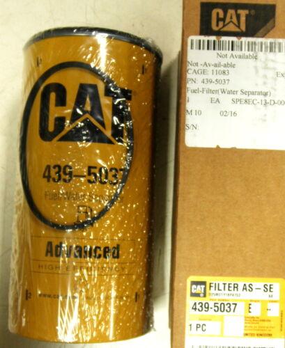 4930-01-650-3455 Genuine Cat Filter Separator 439-5037 OEM Caterpillar 4395037