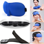 New Fashion Soft Padded Blindfold 3D Eye Mask Rest Sleep Aid Shade Cover