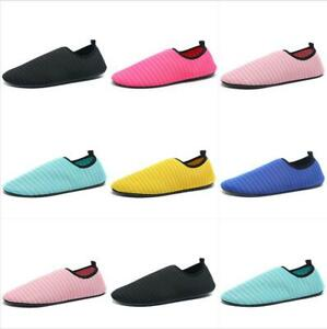 Summer-Mens-Unisex-Water-Beach-Swimming-Lightweight-Slip-On-Sandals-Casual-Shoes