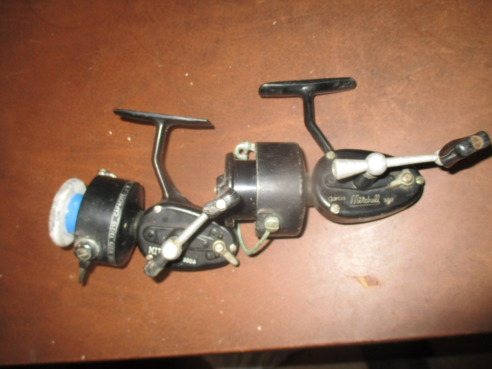 Garica mitchell 300 e mitchell 300a reels for one money