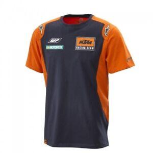 Original-KTM-Replica-Team-Tee-Herren-T-Shirt-Gr-M