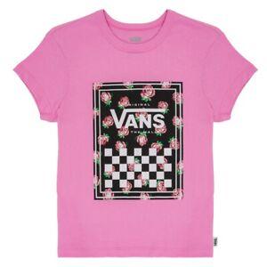 maglietta vans rosa