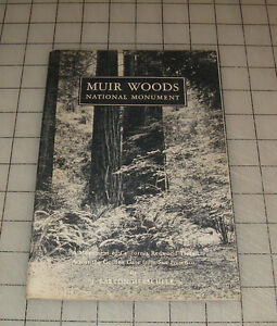 1939-MUIR-WOODS-National-Monument-Souvenir-Booket-Nice