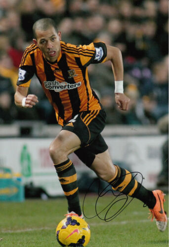 Hull City Hand Signed Liam Rosenior 12x8 Photo 5.