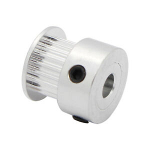 3D printer GT2 20T Timing Pulley Alumium Bore 5/6.35/8mm for 2GT Belt Width 6mm