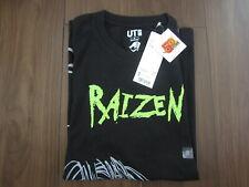 Uniqlo Shonen Jump 50th Size M Yu Yu Hakusho T-Shirt Raizen