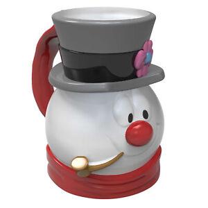 Collectible-Christmas-Mugs-15-ounce-Coffee-Mug-Frosty-The-Snowman