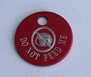 DO-NOT-FEED-CAT-ID-TAG-RED-19MM-TAG-WITH-CROSSED-OUT-FOOD-BOWL-amp-YOUR-DETAILS
