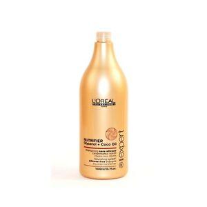 Loreal Serie Expert Nutrifier Glycerol+Coco Oil Shampoo ohne Silikone - 1500 ml