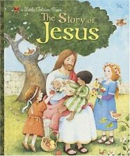 Little Golden Book: The Story of Jesus by Jane Werner Watson (2007, Hardcover)