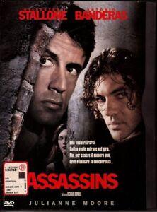 ASSASSINS DVD SNAPPER - Italia - ASSASSINS DVD SNAPPER - Italia