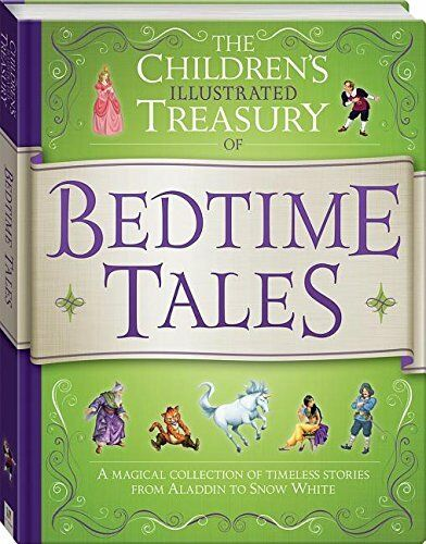 1 of 1 - Bedtime Tales: The Children's Illustrated Treasury 1742819680 The Cheap Fast