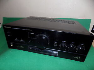 TECHNICS-Stereo-Integrated-Amplifier-Amp-Vintage-Made-in-Japan-SU-X120-Phono