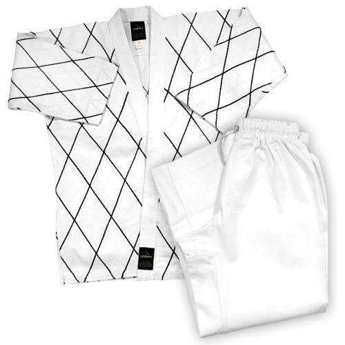 Dynamics 8 oz Hapkido Uniform - White