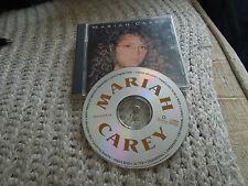 Mariah Carey RARE Debut US CD Album