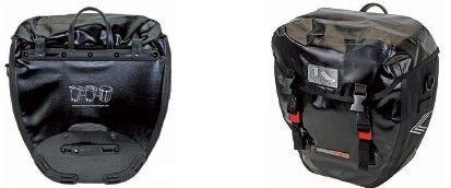 Borsa cicloturismo MWave 100% waterproof spedizione con bartolini