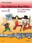 Die fröhliche Querflöte Spielbuch 1 von Gefion Landgraf (2011, Taschenbuch)