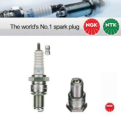 NGK BR6ES 4922 Standard Spark Plug Pack of 10 Replaces WR7CC RN5C W20ESR-U