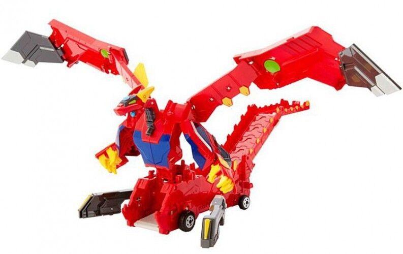 Figura transformadora meCochedimal Mega Dracha Deluxe