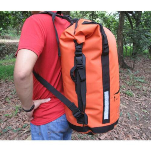 45L Waterproof Dry BackpackRucksack Hiking Canoe Kayak Surfing Cycling Bag