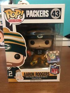 Vinyl NFL Aaron Rodgers Pop
