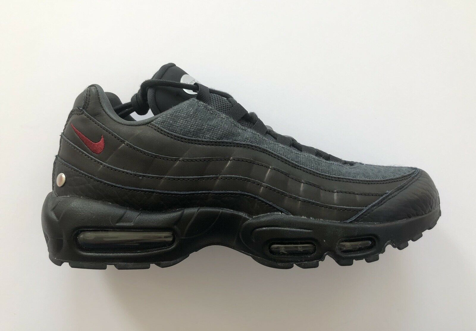 Nike Air Max 95 NRG nero rosso rosso rosso Anthracite Jacket Pack AT6146-001 Dimensione 10 3d92dd
