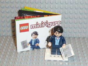Lego Figur Minifiguren 71014 Dfb Die Mannschaft Joachim Jogi Löw