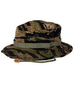 Sport Usa Us Army Tigerstripe Propper Military Hat Boonie Mütze Cap Tiger Stripe Small StäRkung Von Sehnen Und Knochen