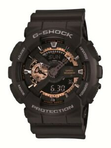 CASIO-G-SHOCK-GA-110RG-1AJF-Rose-Gold-Series-Men-039-s-Watch-Quantity-Limited-New-JP