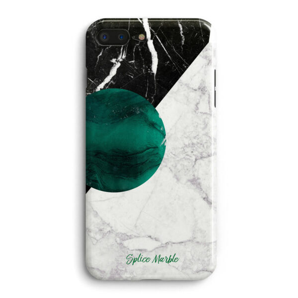 Apple iPhone 6 7plus 8 6s X Soft Protective Back Cover Literary Splice Marble