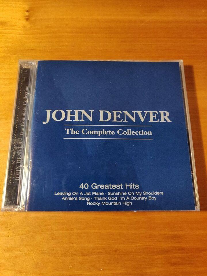 John Denver: The Complete Collection, rock