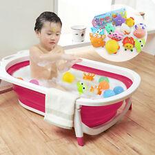 12 pcs Animals Kids Toys Soft Rubber Float Sqeeze Sound Baby Wash Bath Play Toy