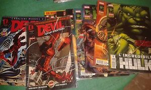Devil Hulk - serie completa dal 62 a 186 (finale) no Dylan Batman Ragno Avengers - Italia - Devil Hulk - serie completa dal 62 a 186 (finale) no Dylan Batman Ragno Avengers - Italia