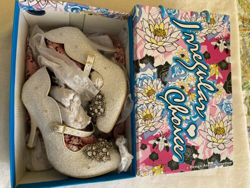 Irregular Choice shoes 39