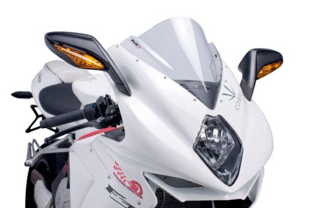PUIG Z-RACING SCREEN FOR MV AGUSTA F3 800 13-21 CLEAR