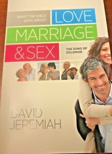 love sex and marriage david jeremiah in Cornwall