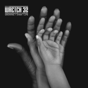 WRETCH-32-Growing-Over-Life-2016-12-track-CD-album-NEW-SEALED