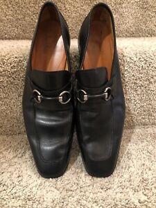 Magnanni Neiman Marcus modern black