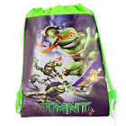 Teenage Mutant Ninja Turtles Environmental Drawstring Backpack Kid Gift Bag