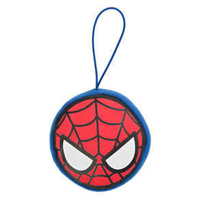 Marvel-Kawaii-Art-Collection-Spider-Man-Face-Plush-Keychain