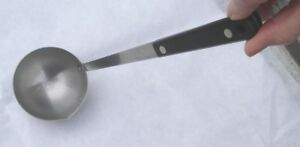 Vintage Flint Arrowhead Stainless Ladle Made In USA