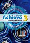 Achieve 2nd Edition 3: Student Book, Workbook and Skills Book (2013, Taschenbuch)