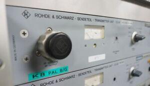 Rohde-amp-Schwarz-Sendeteil-Transmisor-Unidad-0-5W-Bn-416103-2-60-83