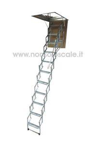 Scala-retrattile-soffitta-botola-SR-Cm-120X70-h-pavimento-soffitto-Cm-276-300